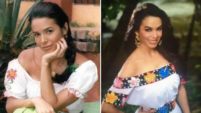 Biby Gaytán cumple 46 años y está igualita a como la vimos en 'Camila' en 1998