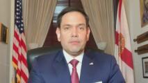 """""""Es una figura clave en todos los negocios corruptos del régimen"""": Marco Rubio sobre relación de Alex Saab y Venezuela"""