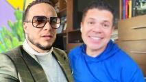 """""""Me encanta el chisme"""": Jorge Medina opina del caso de Lorenzo Méndez, acusado de no pagar a sus músicos"""