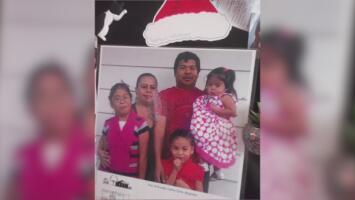 Familia pide ayuda para que sus hijas con discapacidades tengan un regalo en Navidad