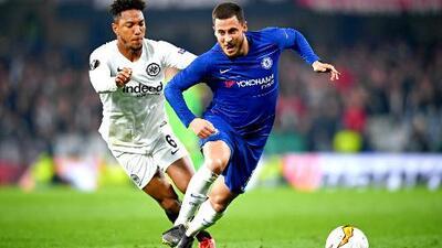 Chelsea 1 (4) - (3) 1 Eintracht Frankfurt – GOLES Y RESUMEN – VUELTA SEMIFINAL – UEFA Europa League