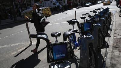 Citi Bike ofrece pases gratis para el 'Car Free Day'