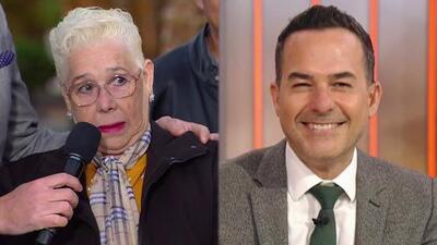Una televidente abochornó a Carlos Calderón con su pregunta (y las bromas no se hacen esperar)