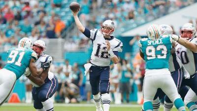 Tom Brady rompe el récord de más pases de touchdown