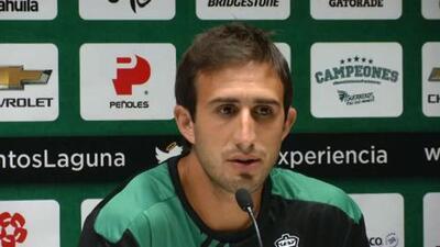 """Carlos Izquierdoz: """"Tenemos que entrar a la Liguilla"""""""