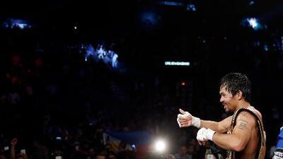 Mauricio Sulaimán: 'Manny Pacquiao debe retirarse'