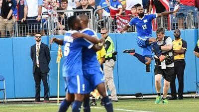 Martinica nos regala el gol de la Copa en el triunfo de 2-0 sobre Nicaragua