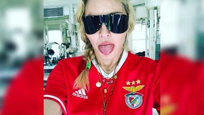 Madonna se mudará a Portugal para que su hijo pueda jugar con el Benfica de Raúl Jiménez