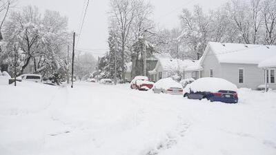 Desde Missouri a Maine: estos son los estragos que deja la tormenta invernal en 15 estados del país