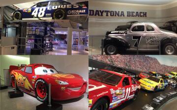 Salón de la Fama NASCAR, visita imperdible en Charlotte, sede de la Copa Oro y del Tri