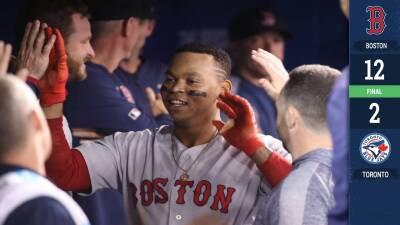 Regresó David Price y ganó, cobijado por una generosa ofensiva de los Red Sox
