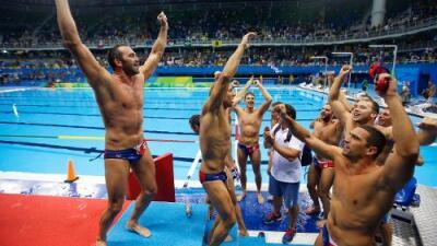 Serbia venció a Croacia y ganó oro en waterpolo masculino
