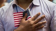 La mayoría de quienes pidan la ciudadanía ahora es probable que no voten en el 2020