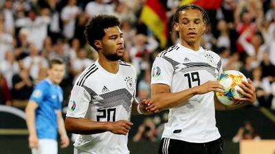 Alemania 8-0 Estonia - RESUMEN Y GOLES - Grupo C - Clasificatorio Eurocopa 2020