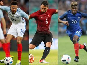 Los jugadores jóvenes que pueden sorprender en la Eurocopa de Francia