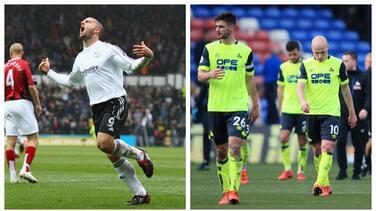 Huddersfield iguala al Derby de 'Tito' Villa en descender más rápido de la Premier