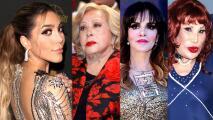 ¿En privado? Frida Sofía se 'confiesa' con Lucía Méndez, habla Silvia Pinal y Lyn May también opinó