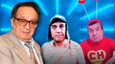 El día en que Chespirito demostró que para la juventud no hay edad
