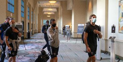 Almeyda puso a MLS is Back como ejemplo para realizar un torneo
