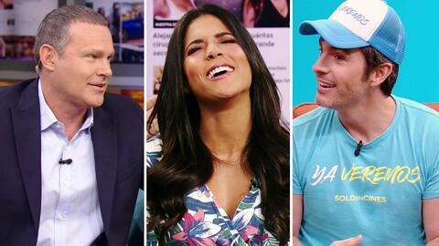 DAEnUnMinuto: Alan le hace un reclamo a Mauricio Ochmann, y Francisca está más enamorada que nunca