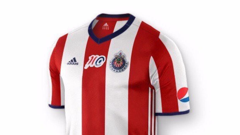 La posible nueva playera de Chivas se filtró en redes sociales - Univision 9f87e6756eb6c