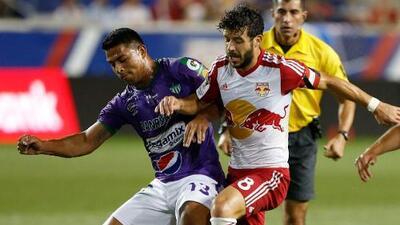 CONCACAF anunció cambio de sede para el partido entre los Red Bulls y Olimpia de Honduras