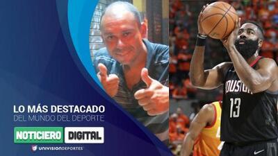 Noticiero Digital: Jugador brasileño muere a los 36 años, nadie quiere a Bale y todo sobre los playoffs de la NBA