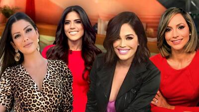 ¿Recuerdas cómo las conocimos? Así ha sido el paso de Karla, Ana, Francisca y Satcha por Despierta América