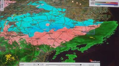 Carolina del Norte se prepara para la llegada de nueva tormenta invernal