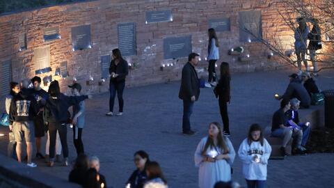 20 años de la masacre de Columbine, una herida abierta en la sociedad estadounidense
