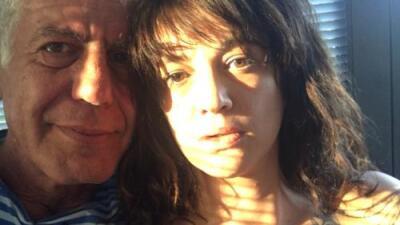 Asia Argento, la última historia de amor de Anthony Bourdain
