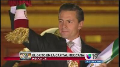 México celebró su independencia
