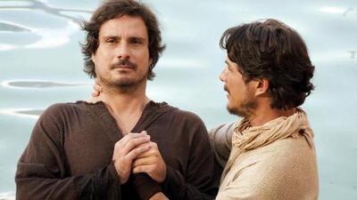 Pedro bautizó al 'Monstruo' para liberarlo de sus pecados