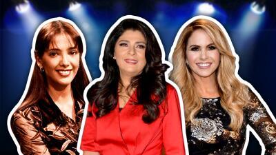 Ellas son las actrices con más protagónicos en las telenovelas