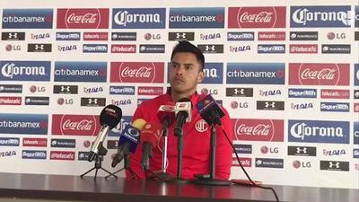 Como nuevo capitán, Alfredo Talavera defiende las decisiones de Toluca en el mercado de pases