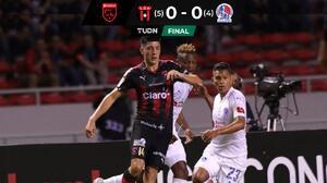 Alajuelense supera a Olimpia y está en la Final de la Concacaf League
