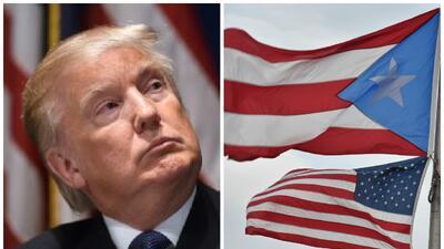 Puerto Rico y la muro manía de Trump