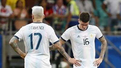 Maradona arremetió contra la selección argentina tras la derrota ante Colombia
