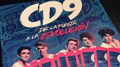 CD9 estrena álbum de estampas para las coders