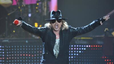 Guns N' Roses da un concierto sorpresa en Los Ángeles