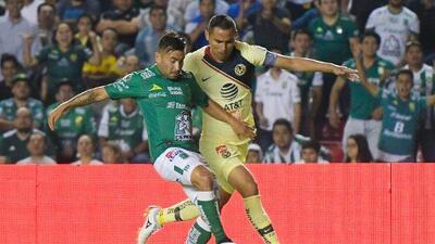 Cómo ver León vs. América en vivo, por la Liguilla del Clausura 2019
