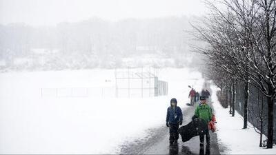 Frío mortal: Autoridades advierten de la ola de frío que ya azota ciudades como Chicago