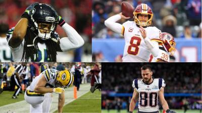 Contrataciones, canjes, retiros y más en la Agencia Libre de la NFL