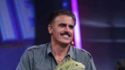 Ron Magill, el experto en animales