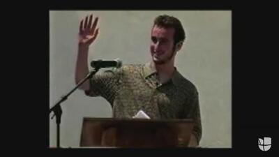 VIDEO EXCLUSIVO: El discurso de secundaria de Stephen Miller que ofendió a otros estudiantes y motivó su expulsión del escenario