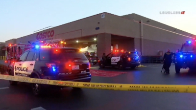 Reportan al menos un herido en tiroteo ocurrido en tienda Costco de Corona