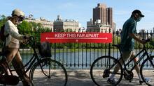 Si estás pensando en usar seguido tu bicicleta, entérate de algunas regulaciones al respecto en Nueva York y Nueva Jersey