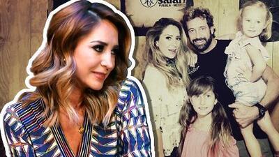"""Tras formalizarse el divorcio, Geraldine Bazán dice que Gabriel Soto le dejó """"dos hijas y diez años maravillosos"""""""