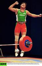 Hace diecinueve años: ¡Oro para Soraya Jiménez Mendivil!