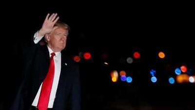"""Trump asegura que las revelaciones del memo """"lo reivindican totalmente"""", aunque en verdad no prueban su inocencia"""